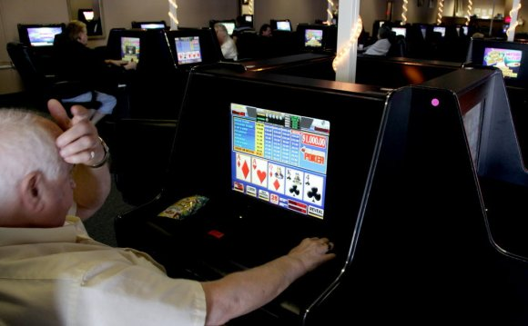 Internet sweepstakes cafes