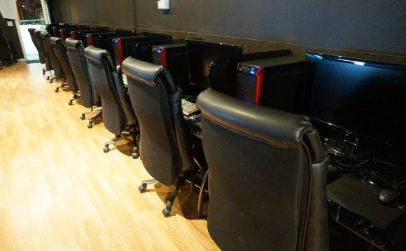 I PC Bang Internet Cafe