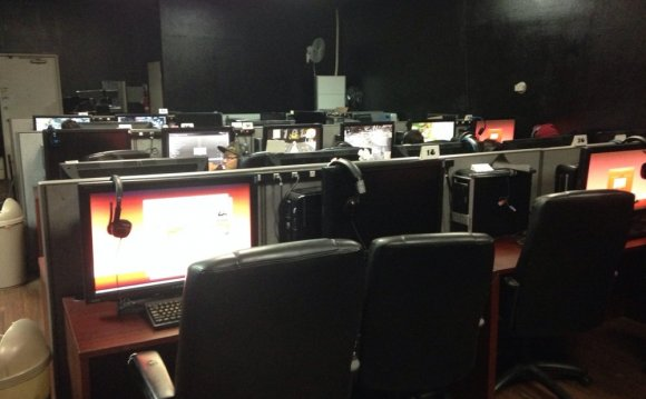IGZ Internet GamerZ Cyber Cafe