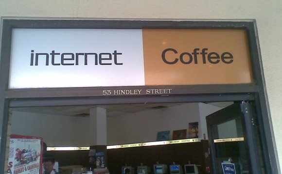 Internet Coffee - Internet