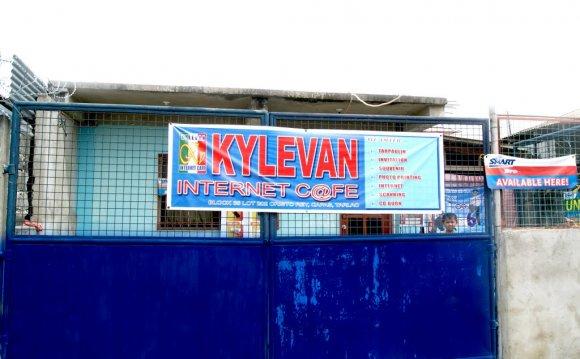 KYLEVAN INTERNET CAFE by