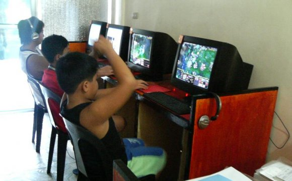 Make your Internet Cafe