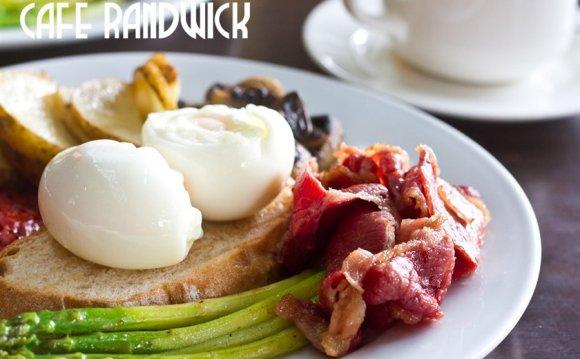 At Cafe Randwick Image 1