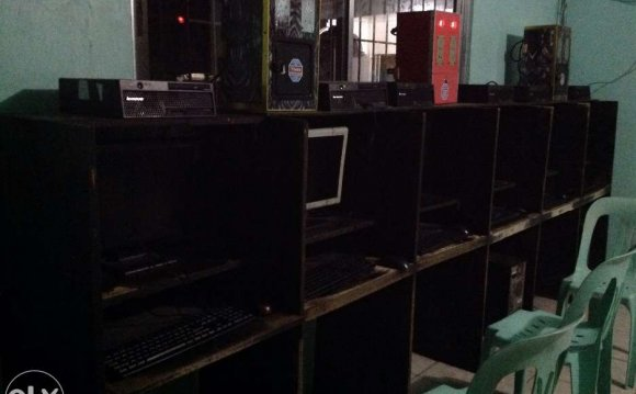 Internet Cafe for sale Philippines