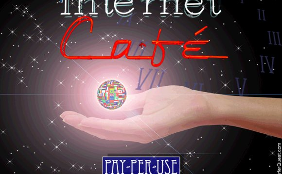 Starting your own Internet Cafe business