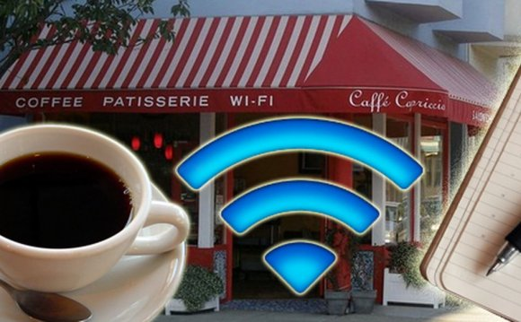 Internet Cafe Locator