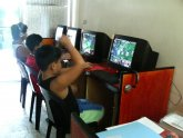 Internet Cafe in India