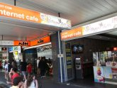 Internet cafes in Melbourne