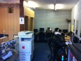 Internet cafes London