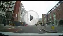 Bristol Waterfront - Drive through to Bristol City Centre