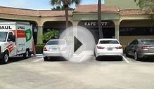 Cafe Raided in Juno Beach