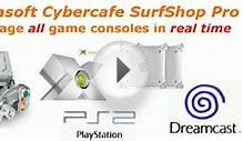 Dynasoft Cybercafe SurfShop - Internet Cafe Software - Intro
