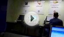 Me uploading at Global Gossip internet cafe
